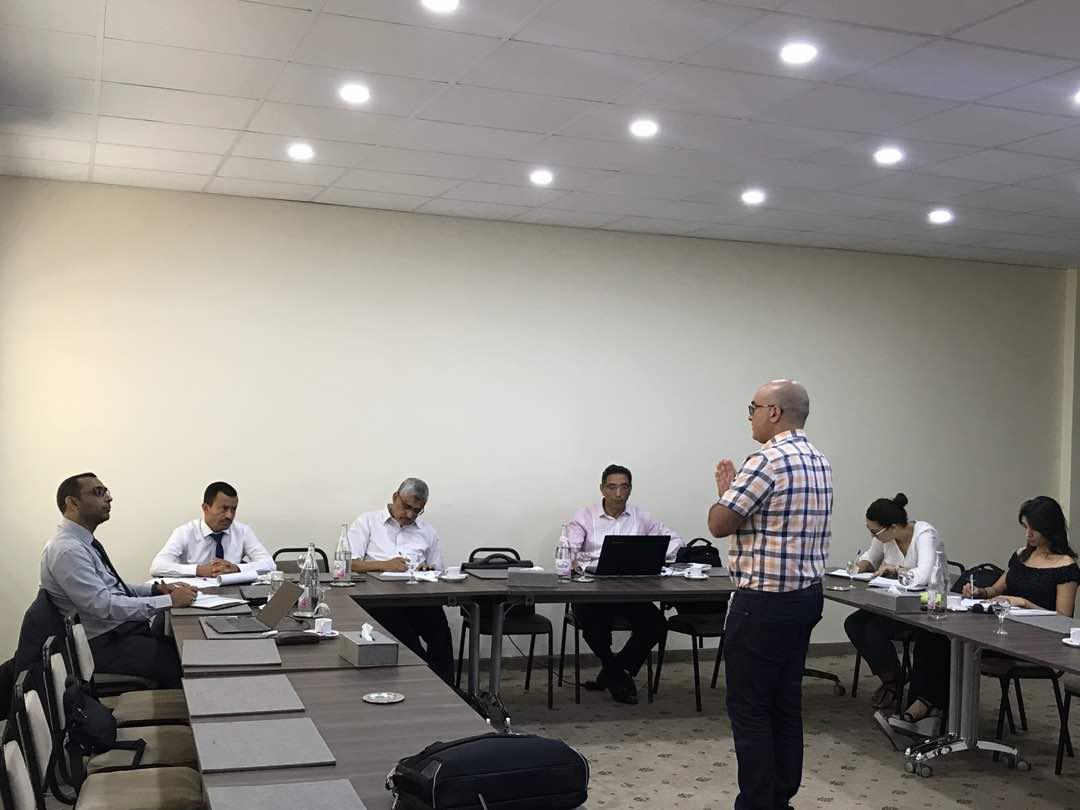 SEMC & ERT Trains Yemeni Economic Researchers on Writing Effective Policy Papers